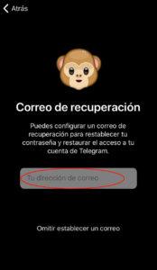 Telegram doble autenticacion 6