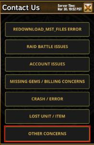 recuperar cuenta app brave frontier paso 2
