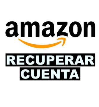 como recuperar una cuenta de Amazon