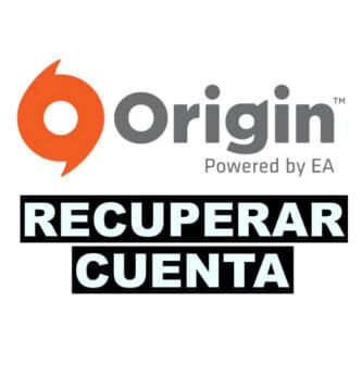 como recuperar una cuenta de Origin